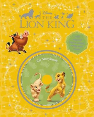 "Disney ""The Lion King"" Storybook"