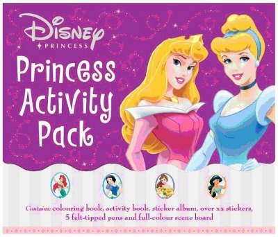 Disney Princess Activity Pack - Disney Activity S. (Paperback)