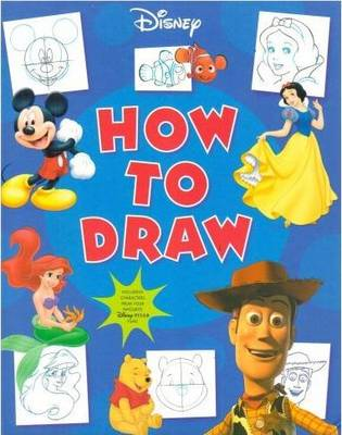 How to Draw - Disney Learning S. (Hardback)