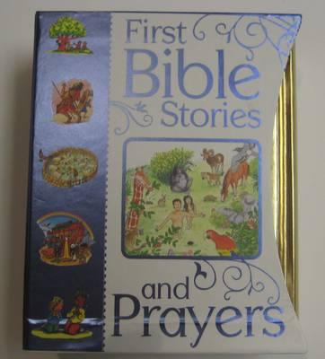 First Prayers and Bible Stories (Hardback)