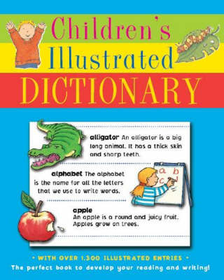 Children's Illustrated Dictionary (Paperback)