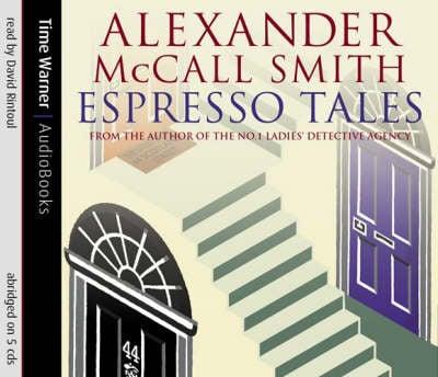Espresso Tales - 44 Scotland Street 2 (CD-Audio)