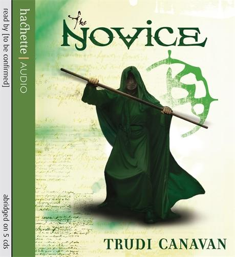 The Novice: Book 2 of the Black Magician - Black Magician Trilogy (CD-Audio)