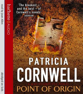 Point of Origin - Scarpetta Novels 9 (CD-Audio)