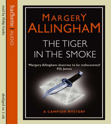 The Tiger in the Smoke (CD-Audio)