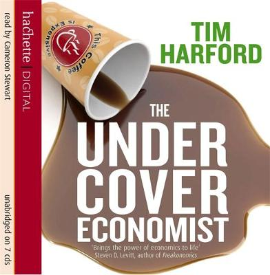 The Undercover Economist (CD-Audio)