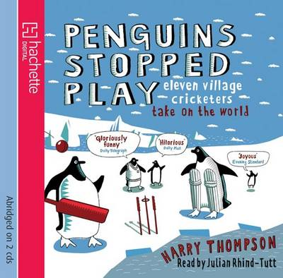 Penguins Stopped Play (CD-Audio)