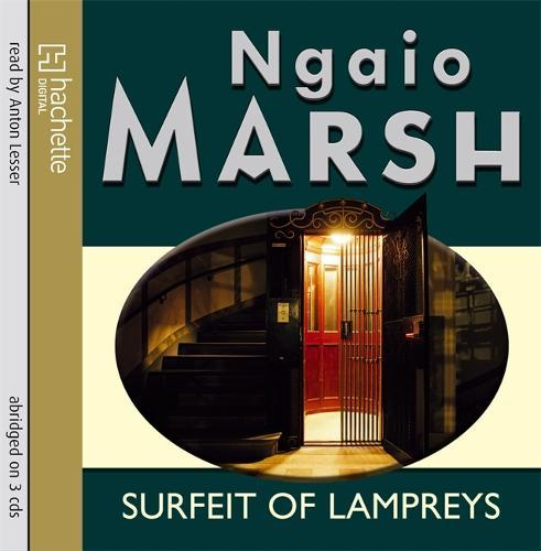 Surfeit Of Lampreys - Inspector Alleyn (CD-Audio)