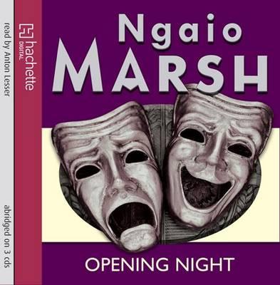 Opening Night (CD-Audio)