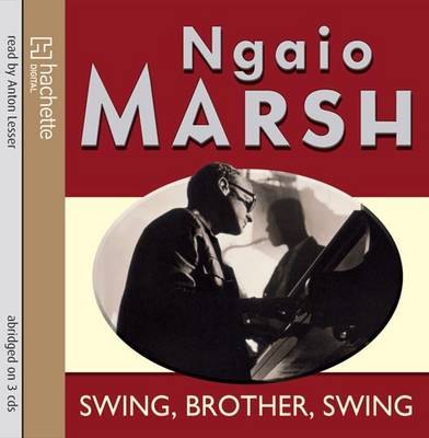 Swing, Brother, Swing (CD-Audio)