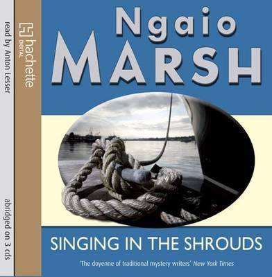 Singing in the Shrouds (CD-Audio)