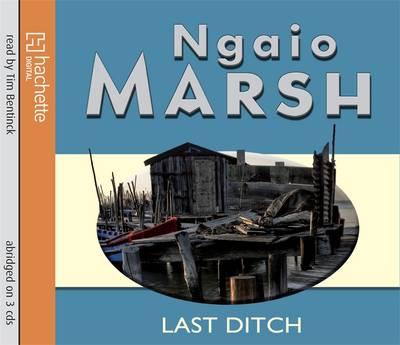 Last Ditch (CD-Audio)