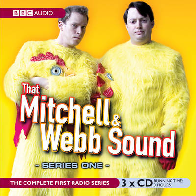 That Mitchell & Webb Sound: The Complete First Series (CD-Audio)