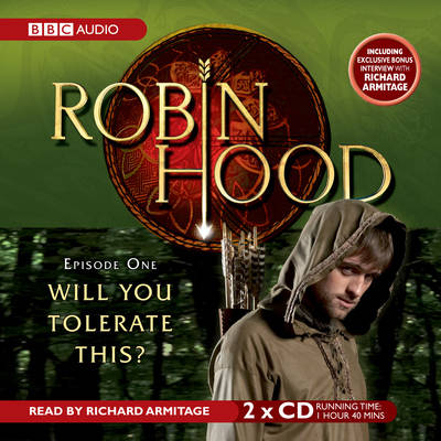 Robin Hood Will You Tolerate This? (CD-Audio)