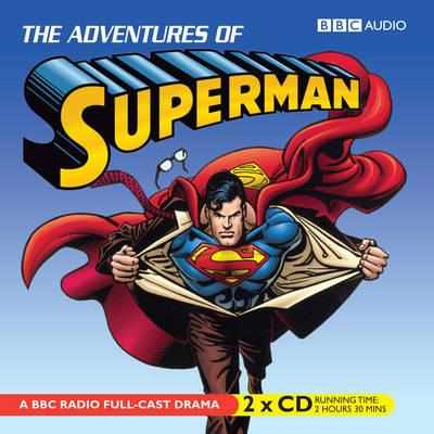 The Superman, Adventures of Superman (CD-Audio)