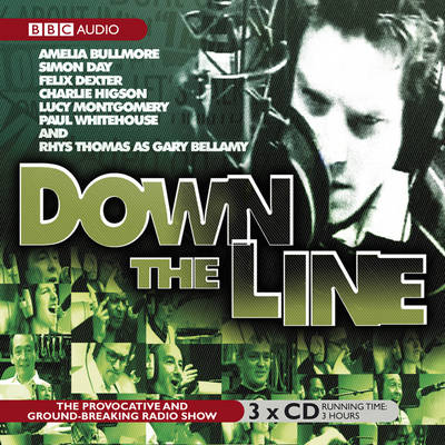 Cover of the book, Down the Line.
