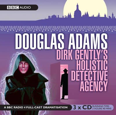 Dirk Gently's Holistic Detective Agency (CD-Audio)