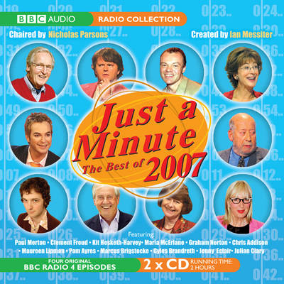 """""""Just a Minute"""": The Best of 2007 (CD-Audio)"""