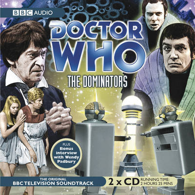 """Doctor Who"", the Dominators (CD-Audio)"