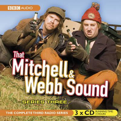That Mitchell & Webb Sound: The Complete Third Series (CD-Audio)