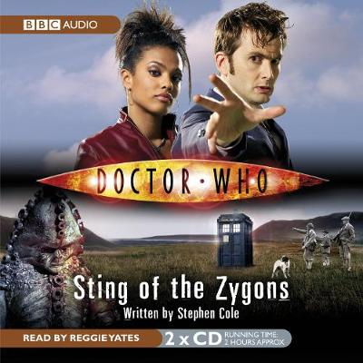 """Doctor Who"", Sting of the Zygons (CD-Audio)"