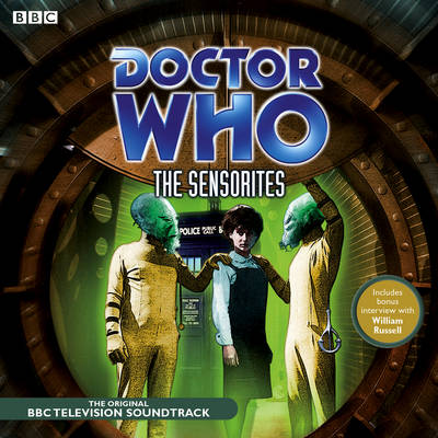 Doctor Who: The Sensorites: (TV Soundtrack) (CD-Audio)