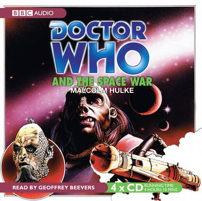 """Doctor Who"" and the Space War - Classic Novels (CD-Audio)"
