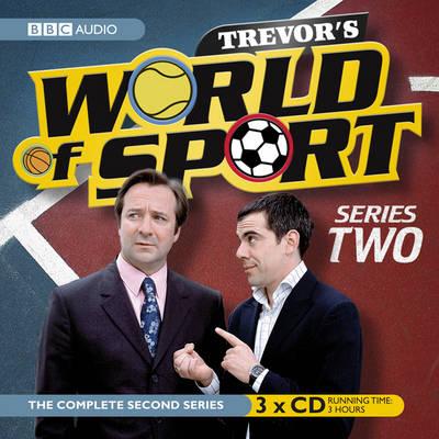 Trevor's World of Sport: Series 2 (CD-Audio)