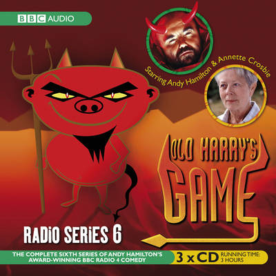 Old Harry's Game: Series 6 (CD-Audio)