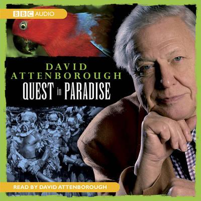 David Attenborough: Quest in Paradise (CD-Audio)