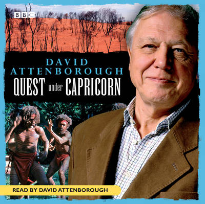 David Attenborough: Quest Under Capricorn (CD-Audio)