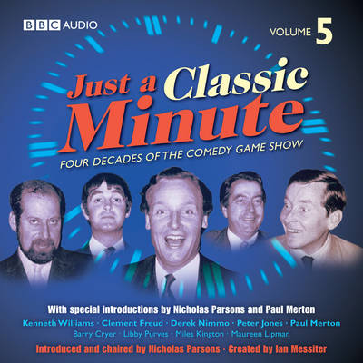 Just a Classic Minute: Volume 5 (CD-Audio)