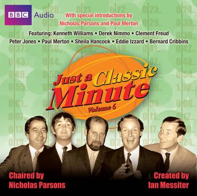 Just a Classic Minute: v. 6 (CD-Audio)