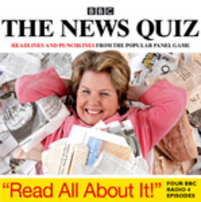 The News Quiz: Read All About it (CD-Audio)