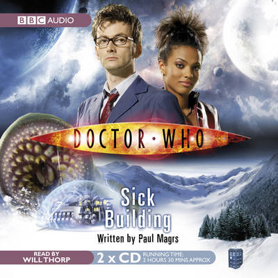 """""""Doctor Who"""": Sick Building (CD-Audio)"""