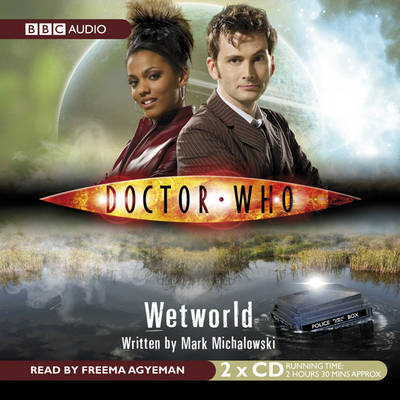 """""""Doctor Who"""": Wetworld (CD-Audio)"""