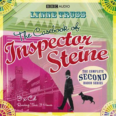 The Casebook of Inspector Steine (CD-Audio)