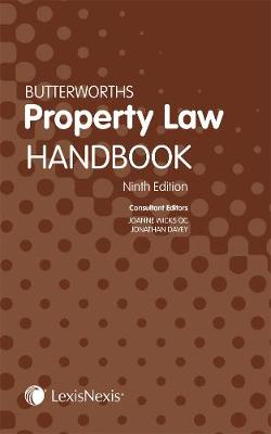 Butterworths Property Law Handbook (Paperback)