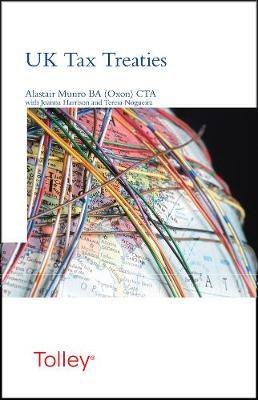 UK Tax Treaties (Paperback)