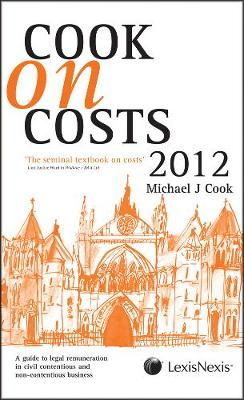 Cook on Costs 2012 (Paperback)
