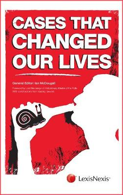 Cases That Changed Our Lives (Paperback)