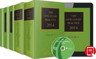 The Civil Court Practice 2014: (The Green Book)