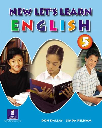 New Let's Learn English Pupils' Book 5 - Lets Learn English (Paperback)