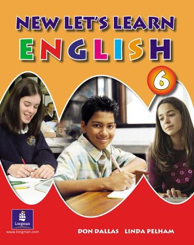 New Let's Learn English Pupils' Book 6 - Lets Learn English (Paperback)