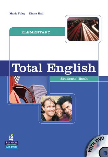 Total English Elementary Students' Book and DVD Pack - Total English