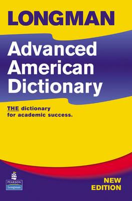 Longman Advanced American English Dictionary Cased (Hardback)