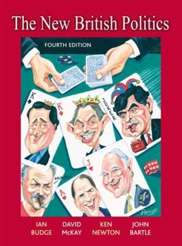 The New British Politics (Paperback)