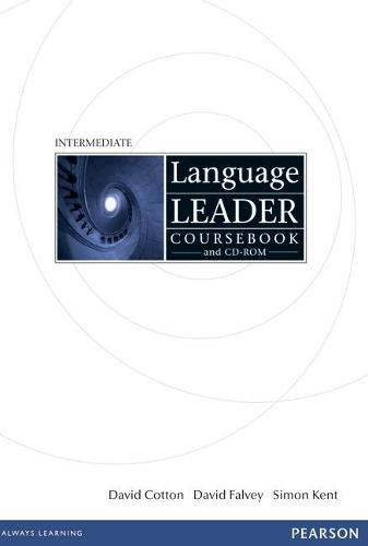 Language Leader Intermediate Coursebook and CD-Rom Pack - Language Leader