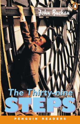 The Thirty Nine Steps Book/CD Pack - Penguin Readers (Graded Readers)