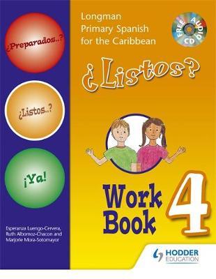 Preparados Listos Ya! (Primary Spanish) Workbook 4